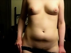 Small Teen Strips for Daddy