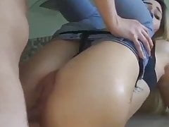 Girl Using Her Fucking Machine